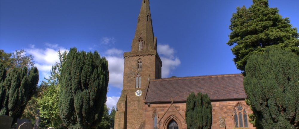 The Future of All Saints Church