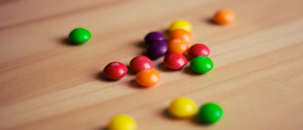 Skittles Rainbow Prayer