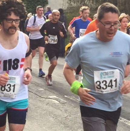 Coventry Half Marathon – Well Done Runners!