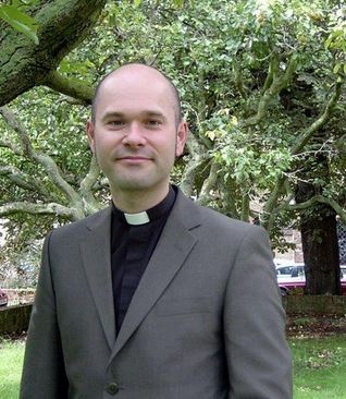 Miles Baker, new Rector