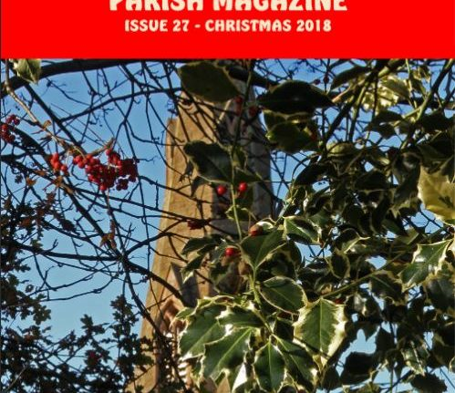 Allesley Parish Magazine – Christmas 2018