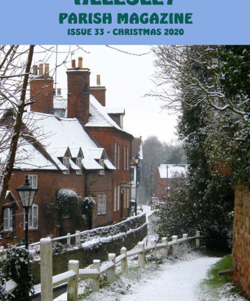 Allesley Parish Magazine – Christmas 2020