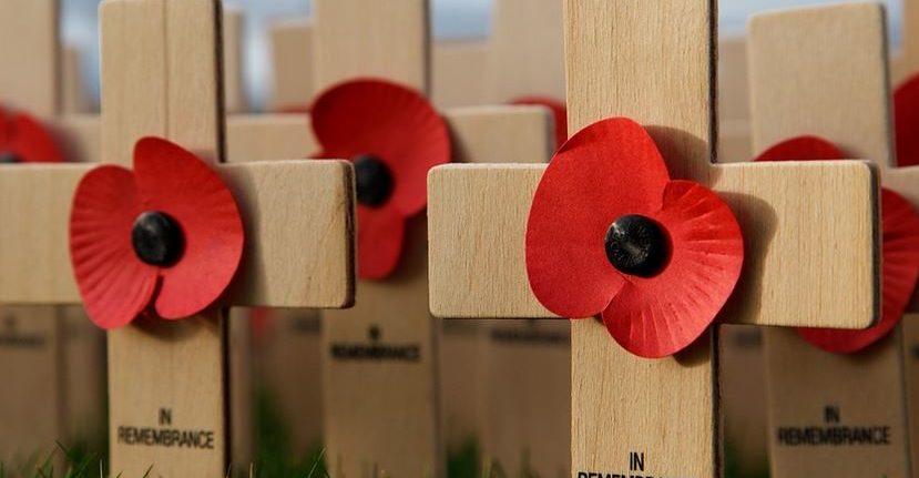 Sunday 8th November Service & Service of Remembrance
